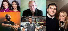 2012 30 Under 30 Entrepreneurs mashup, main story