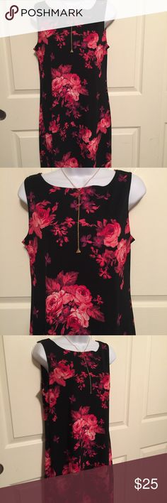 Great American sportswear black red dress large Great American sportswear black red pretty blouse size large pre-loved in excellent condition. woman's and ladies.  Check out my closet, we have a variety of Victoria Secret, Bath and Body Works, handbags 👜 purse 👛 Aerosoles, shoes 👠fashion jewelry, women's clothing, Beauty products, home 🏡 decors & more...  Ships via USPS. Don't forget to bundle, you save big! Always a FREE GIFT 🎁 with every purchase!!! Thank you & Happy Poshing!!! Great…