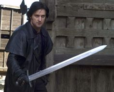 Richard Armitage in Robin Hood (BBC)