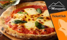 Menù Pizza x2 a 14,90€ Trattoria Maruzzella - Casoria