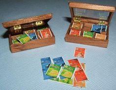 how to: tea box