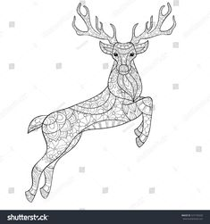 New Post reindeer christmas coloring pages interesting visit xmast. New Year Coloring Pages, Christmas Coloring Pages, Hd Wallpapers For Laptop, Laptop Wallpaper, Christmas Tree Zentangle, Christmas Colors, Reindeer Christmas, Home Pictures, Picture Sizes