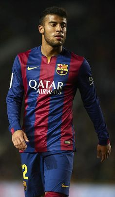 Rafinha in a match between Elche FC and FC Barcelona on January 24, 2015 in Elche, Spain....