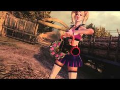 """Lollipop Chainsaw - """"Combat"""" Trailer (E3 2012)-- THIS IS F'IN AWESOME!!!!  I AM SO OWNING THIS@"""