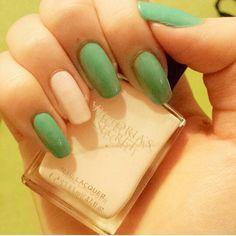 #nail #nails #nailart #pink #blue