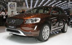 Awesome Volvo 2017: Refreshed 2014 Volvo XC60, S60 Hit the Geneva Show Floor - WOT on Motor Trend.  ... Check more at http://cars24.top/2017/volvo-2017-refreshed-2014-volvo-xc60-s60-hit-the-geneva-show-floor-wot-on-motor-trend-4/