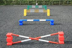 3 Top tips to improve your jumping technique. Head up, heals down, get the right lead off the jump, quiet hands, sit tall, and keep the rhythm, rhythm, rhythm. AND Make it all look effortless and easy.