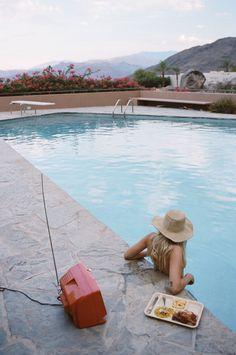 Lack of Color hats, 'Las Palmas' Summer 2016 Collection  Cailin wears The Vista Shot by Jason Lee Parry