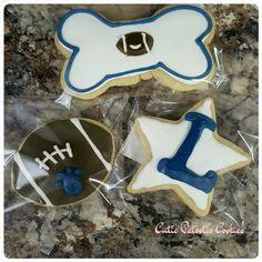 Lakeview bulldogs sugar cookies