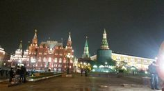 Moscou by night