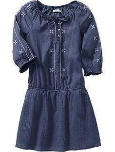 dress old navy blue cute
