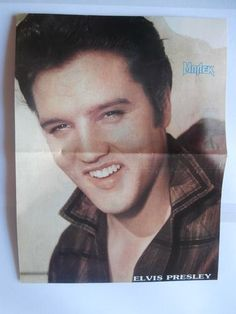 Elvis The Simpsons Mini Poster Greek Magazines clippings 80s 90s | eBay