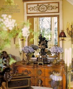 French Country Signature by Charles Faudree | Home and Lifestyle ...