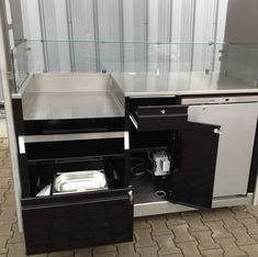 Flying Hot Dog Verkaufsstand : Verkaufsstände-RIBO GmbH Wall Oven, Kitchen Appliances, Hot, Outdoor Decor, Home Decor, Vendor Table, Diy Kitchen Appliances, Home Appliances, Interior Design