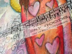 #lifebook, life book 2014, mixed media art, collage, mixed media