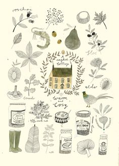 Katt Frank's Illustrations. - Art is a Way | Art is a Way