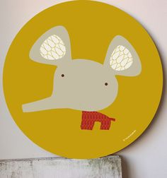 Image of  Cuadro infantil Sombitto-wall art