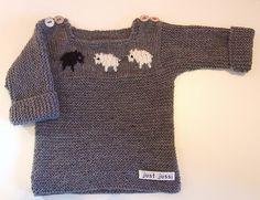 Liam - little black sheep  by Justine Turner