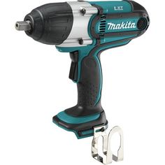 Makita Xwt04z 18-Volt Lxt Lithium-Ion 1/2-Inch High Torque Impact Wrench (Tool Only, No Battery), 2015 Amazon Top Rated Impact Wrenches #HomeImprovement