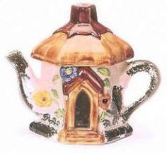 Gate House teapot