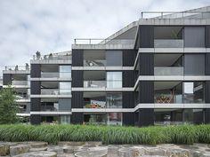 EM2N -Riedpark housing, Zug 2011