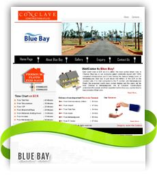 Blue bay Designed by Jayam Web Solutions