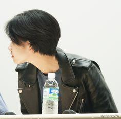 20161018 춘몽 씨네토크 @씨네큐브 Girl Short Hair, Short Hair Cuts, Korean Short Haircut, Lee Joo Young, Androgynous Hair, Medium Hair Styles, Long Hair Styles, Shot Hair Styles, Long Pixie