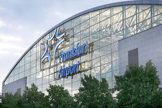 Frankfurt Airport in Frankfurt, Germany