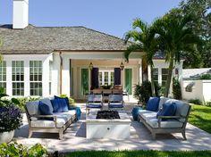 'Fairway View II.' Moulton Layne, P.L., architects & building designers, Vero Beach, FL.
