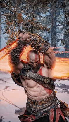 Video Game Art, Video Games, Gow 4, Santa Monica, Superman Artwork, War Tattoo, Gamer 4 Life, Kratos God Of War, Sketches Tutorial