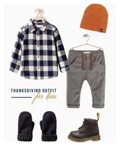 """""""Thanksgiving Outfit #2"""" by princessamal2003 ❤ liked on Polyvore featuring men's fashion and menswear"""