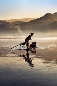 Inle Lake , Myanmar, Burma