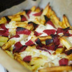 14 Deliciosas recetas de papas fritas que mejorarán tu vida entera