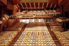 Centro de Accion Social por la Musica- Rios Reyna Concert Hall, Caracas, Venezuela