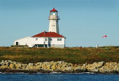Machias Seal Island Light, Machias Seal Island, New Brunswick/Maine (US Canadian Disputed Ownership) Currently maintained by Canada