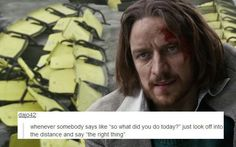 Young Charles Xavier + text posts