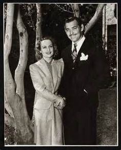 Clark Gable and Carole Lombard - Bing Images