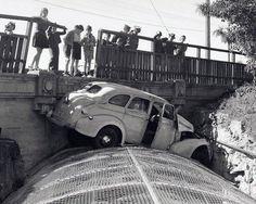 Des accidents à l'ancienne
