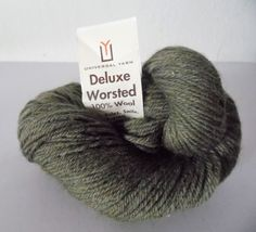 Gorgeous skein of worsted yarn in wool. The color is called Cedar. You receive a single approx oz skein. Cheap Yarn, Universal Yarn, Knitted Hats, The 100, Winter Hats, Wool, Knitting, Trending Outfits, Medium