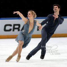Madison Hubbell & Zachary Donohue (USA)