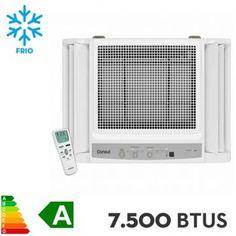 Ar Condicionado Janela Consul 7.500 BTUs Eletrônico Frio Branco - CCN07DB