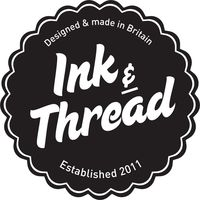 Looking for some original Stationary? Look no further than the Ink and Thread! Decorative Plates, Ink, Survival Guide, Stationary, Design, British, Internet, Logos, Simple