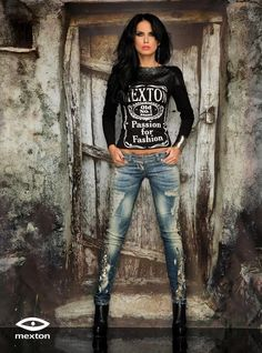 Best Jeans For Women Black Skinny Jeans Wowomen rotatal - Women Skinny Jeans - Ideas of Women Skinny Jeans Grunge Outfits, Rock Outfits, Casual Outfits, Cute Outfits, Fashion Moda, Look Fashion, Fashion Outfits, Feminine Fashion, Fashion Edgy