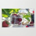 Fresh summer fruits from the garden Art Print by Tanja Riedel   Society6 Worldwide Free SHIPPING over $75,00