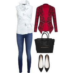 """CASUAL FRIDAY"" by mojintouch on Polyvore"