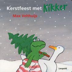 Kerst - boeken/versjes Kerstfeest met Kikker