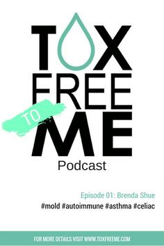 "Listen and hear what launched Brenda Shue into ""tox"" free and chemical free living. via @Toxfreeme"