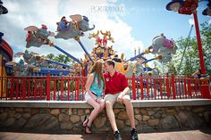 Disney World Proposal Portraits 158