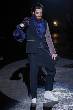Umit Benan Fall/Winter 2013-14 Show | Homotography