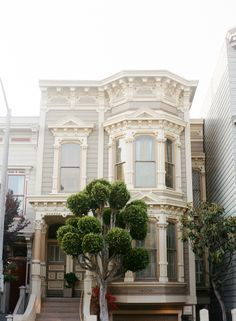 I always love walking Fillmore Street (home of The Fillmore), enjoying the classic San Francisco architecture and stopping in at any of the many interesting shops. It's a great place for people watching in the city! | photography by http://www.entouriste.com